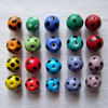 20 x Leopard Glass Beads