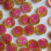 20 x shell buttons (Henia) - 11mm