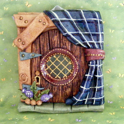 Scottish Fairy Door