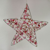 Beaded wire star decoration kit