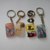 Recycled keyrings- choice of designs (butterfly, owl or dragon)