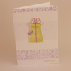 Female birthday card - now reduced