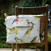 British Birds Clothes Peg Bag