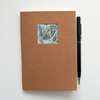 Wise Owl Kraft Notebook with Cream paper - 6x4 ins hand bound book
