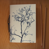 A6 Notebook in InkBlueTree