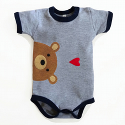 Baby Bear Bodysuit : Baby Boy, Baby Boy Shower