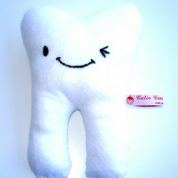 Toothy the tooth fairy's friend.