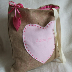 Personalised  Bag - By Shellybobbins™