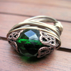 Emerald Green Wendy Ring