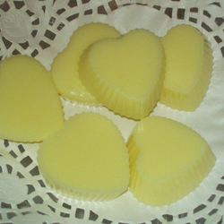 Lemonade hearts pkt of 4 sls free ~valentines~