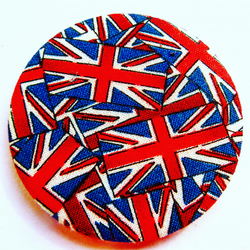 Union Jack Pocket Mirror