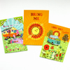 Pack of 3 A6 Postcard Prints 'Living The Dream' 'Bring Me' ' Good Day Sunshine'