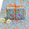 Gift Wrap 2 pack  - Sunflowers and Bees