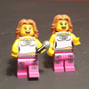 Lego Pop Star Cufflinks, Who is Your Favourite Pop Diva