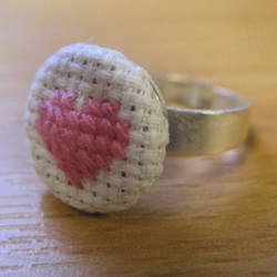Heart Ring PAY IT FORWARD!