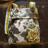 Custom Small Toddler Backpack French Vintage Upholstery Fabric