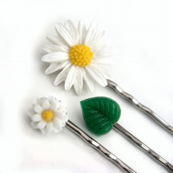 Daisy Daisy Hair Slides