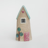 Home is where.....A ceramic house
