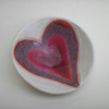Little Heart.. A small ceramic bowl