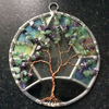 Special edition Amethyst and aventurine tree of life  (0584)