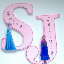 Frozen Personalised Letter
