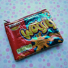 Wotsits Recycled Lined Zipper Pouch