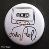 John Peel badges