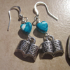 Earrings The Turquoise Book