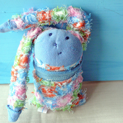 Waggle The Easter Sock Bunny -EB3