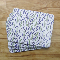 Lavender Placemats (Set of 4)