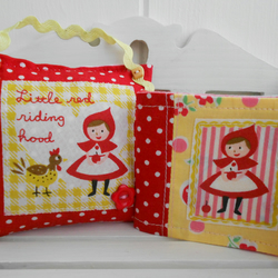Little red riding hood sewing kit