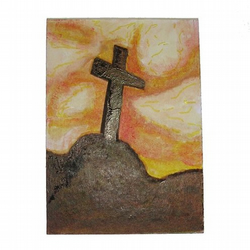 ACEO ~ See What A Morning ~ An Easter ACEO
