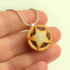 Mince Pie necklace