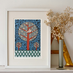 Partridge In A Pear Tree Print