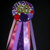 Birthday badge-Rosette- Birthday Girl