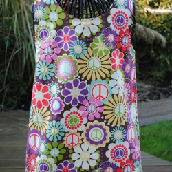 SOLD Amelia....Reversible Dress