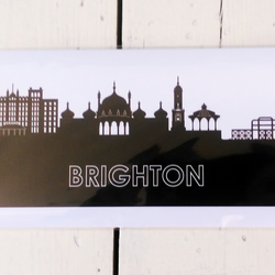 Brighton Cityscape Greetings Card