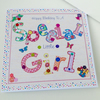 Birthday Card,Greeting Card,'Special Little Girl',Handmade,Personalised