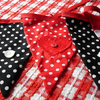 Reserved for Becky-  1 x  Polka dot bunting  - 3.75 metres long