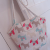 SCOTTIE DOG HANDBAG