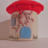 MUSHROOM HOUSE SEWING BOX