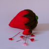 STAWBERRY PIN CUSHION