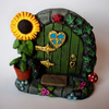 SALE! Fairy Door (green)