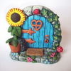 SALE! Fairy Door (blue)