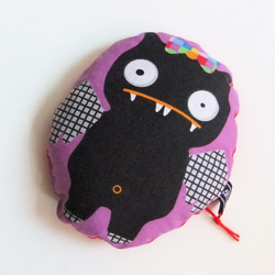 New Wheat bag -Mrs  Nibbler monster