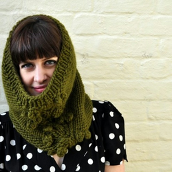 The Green Tree Cowl