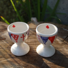 bunting egg cup