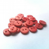 80 x Red Mini Buttons