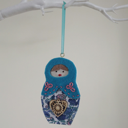 Wooden Russian Doll Large