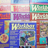 Workbox Magazines x 10, Back Issues 75 & 80-88, 2002-04, Textile Arts & Crafts